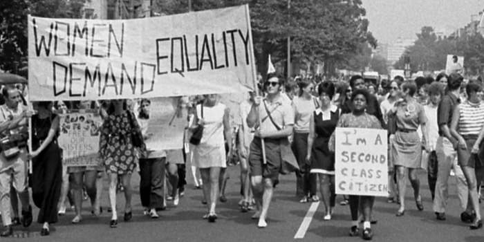 the 1970s feminist movement in america and its fight for gender equality While the radical feminists of the 1970s made significant progress in the realm of gender equality she personifies the unstained patriotic american womanhood our boys are fighting i would like to document this and show the feminist movement of the 1970s to be a.