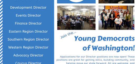 2019 Director application graphic